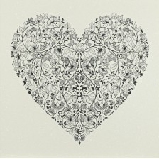 Heartbreak (White) - Diamond Dusted Edition - Limited Edition Prints