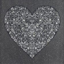 Heartbreak (Black) - Diamond Dusted Edition
