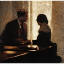 Anne Magill Notecard Set - Nocturne