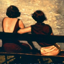 Anne Magill Notecard Set - By the River