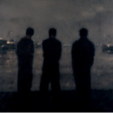 Anne Magill Notecard Set - Harbour