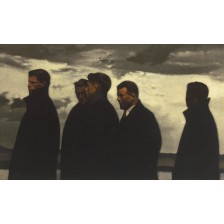 Anne Magill Notecard Set - A Break in the Clouds