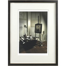 Vettriano Triptych - The Bedroom- Limited Edition Print