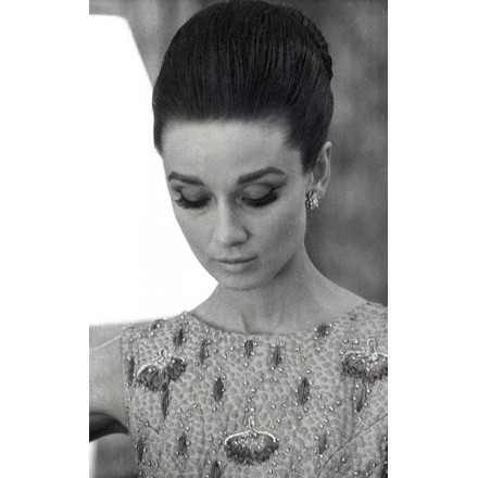 Audrey Hepburn, The Ritz, Paris, 1964, No.2 - Limited Edition Giclee Print