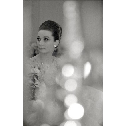 Audrey Hepburn, The Ritz, Paris, 1964, No.4 - Limited Edition Giclee Print