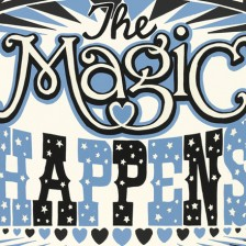 Magic (Blue)- Limited Edition Print