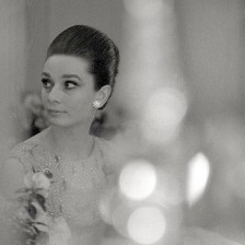 Audrey Hepburn, The Ritz, Paris, 1964, No.4 - Limited Edition Giclee Print - Limited Edition Prints