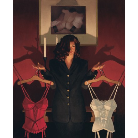 The Jack Vettriano Red Room Collection