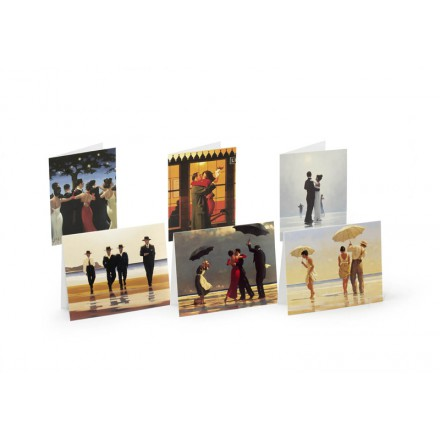 Gallery Range Notecards - Mixed Pack No.2