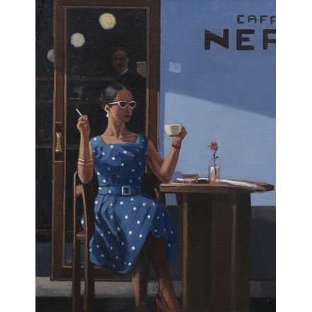The Ice Maiden by Jack Vettriano