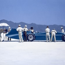 Bluebird at Bonneville - Limited Edition Prints