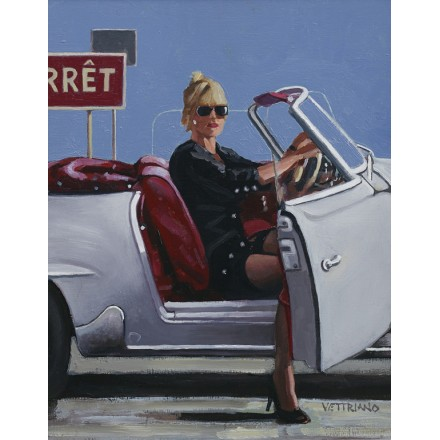 Malice Aforethought by Jack Vettriano