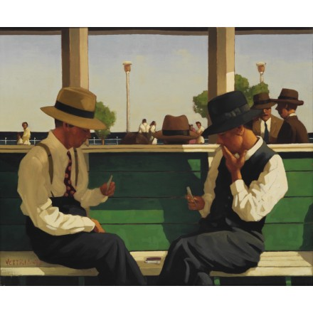 The Duellists by Jack Vettriano