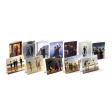 Gallery Range Notecards - Mixed Pack No.1