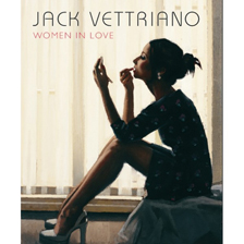 Book about Jack Vettriano