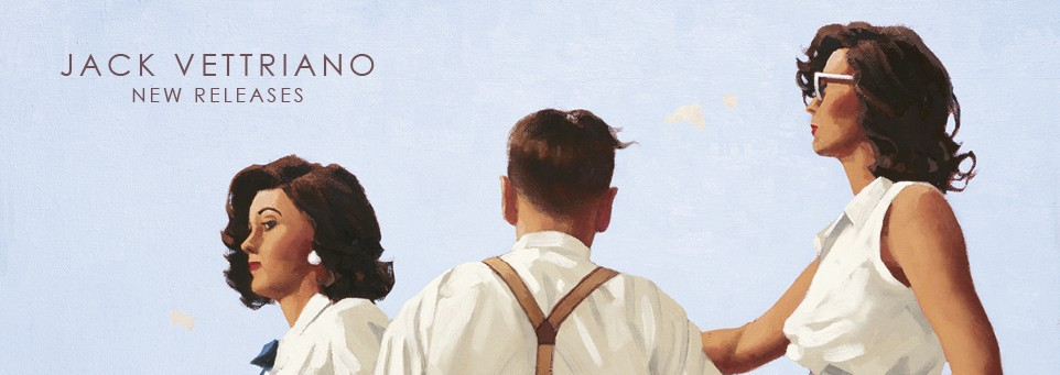 Vettriano New Poster Releases